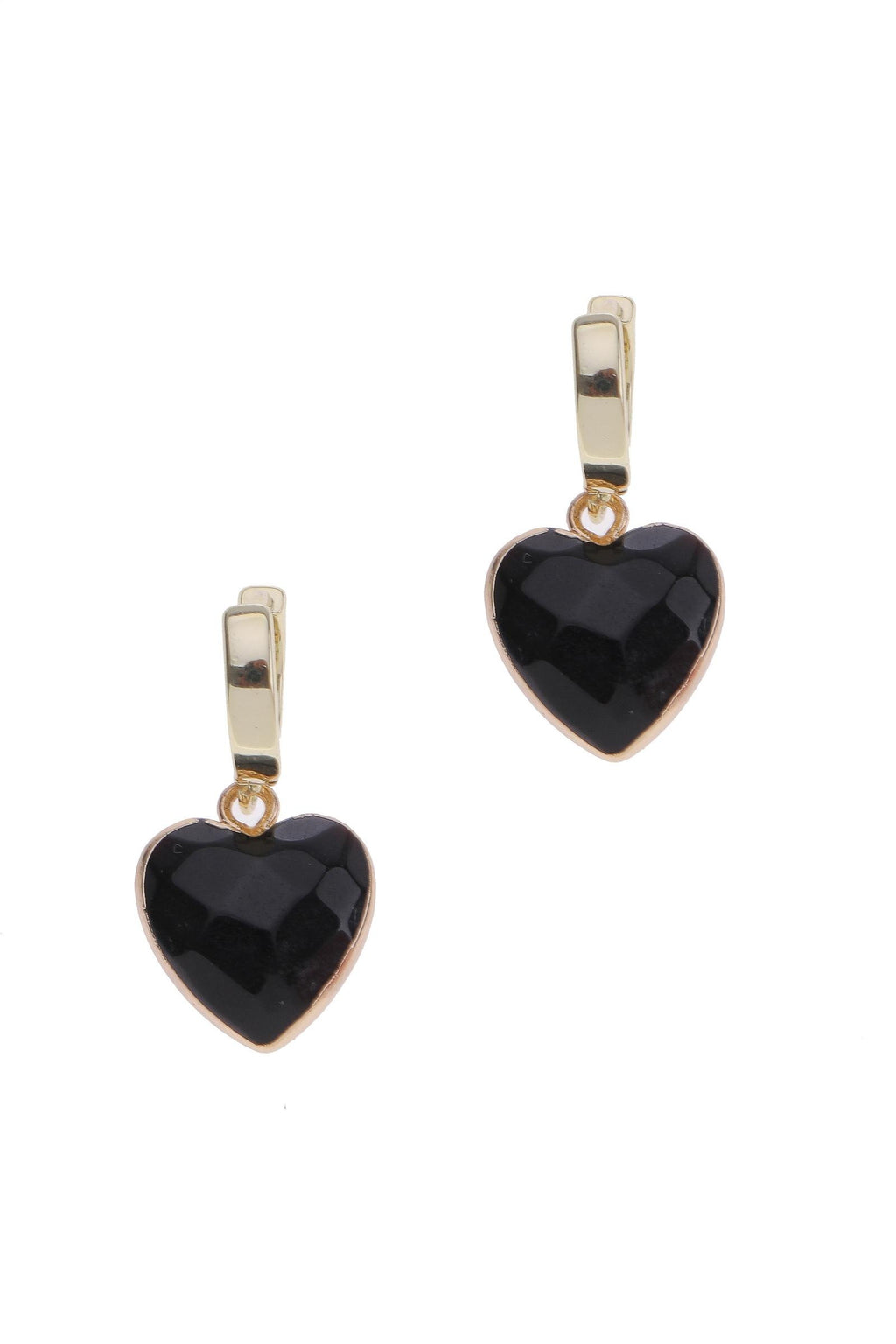 Dark Side Of The Heart Earrings