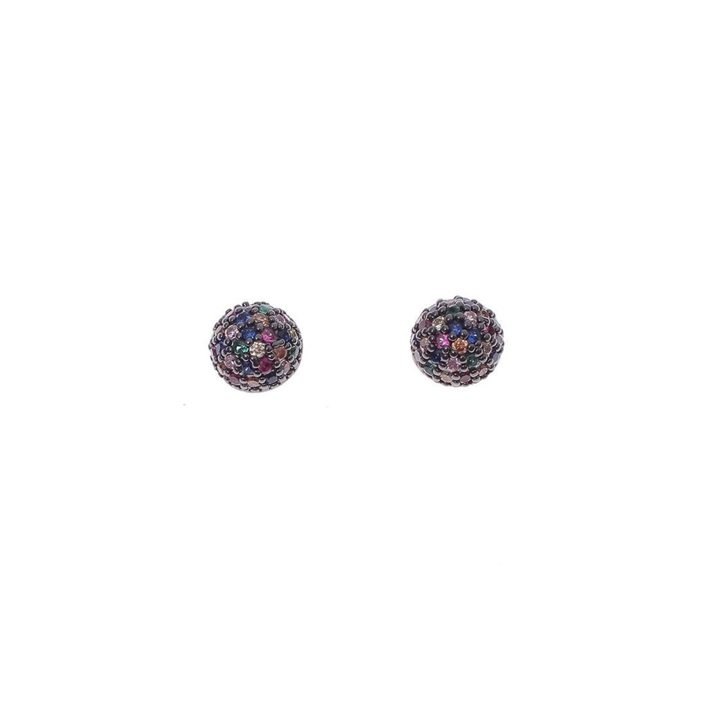 Colorful Night Earrings