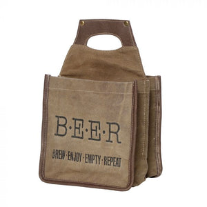 """Brew"" Beer Caddy"
