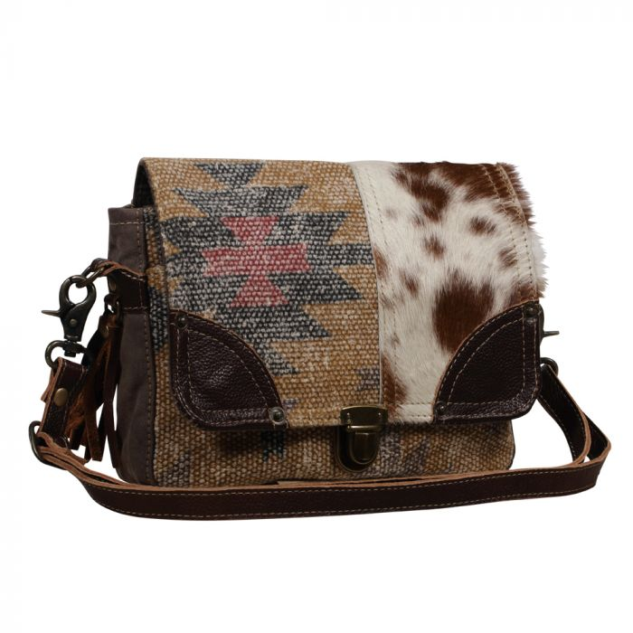 Whicky Wacky Messenger Bag