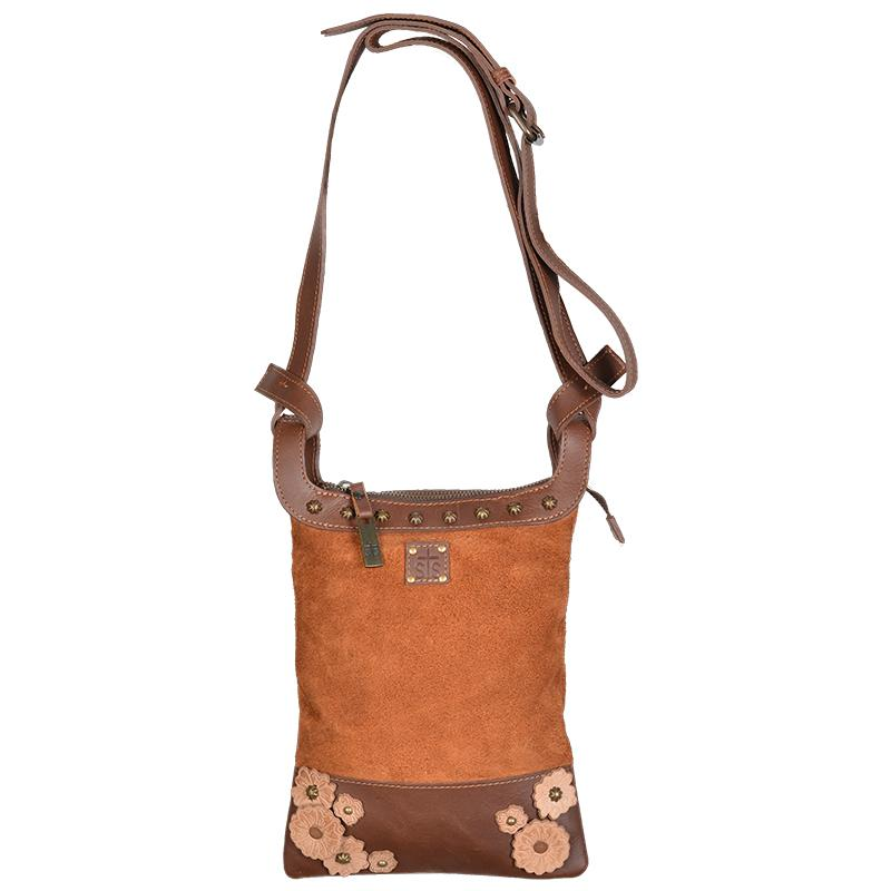 STS Ranchwear Sheridan Flower Crossbody