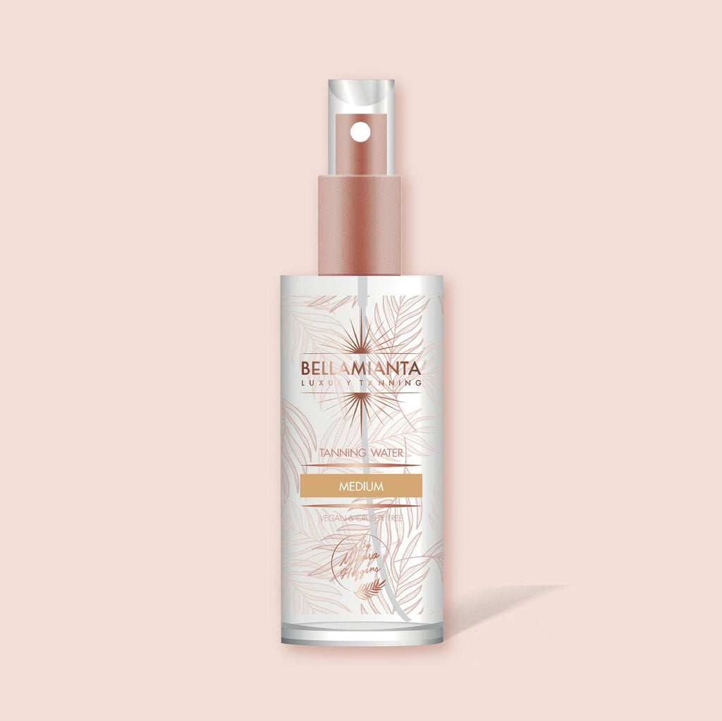BELLAMIANTA MEDIUM TANNING WATER BY MAURA HIGGINS