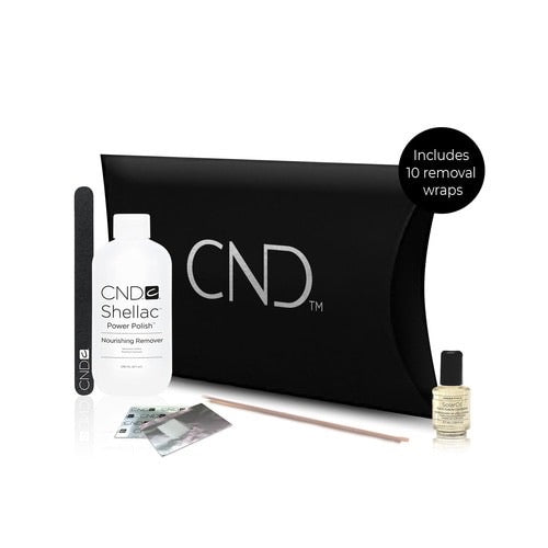 NEW CND Shellac Removal Kit