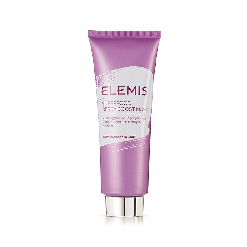 Elemis Superfood Berry Boost Mask