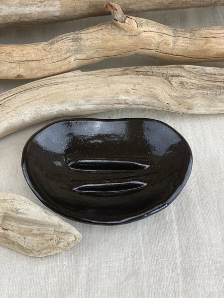 Soap Dish in 'Black' (01172021-15e)