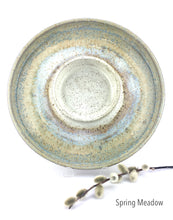 "Load image into Gallery viewer, WHEEL THROWN DINNERWARE COLLECTION / 10"" Dinner Plate / MADE TO ORDER"