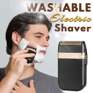 Washable Electric Shaver