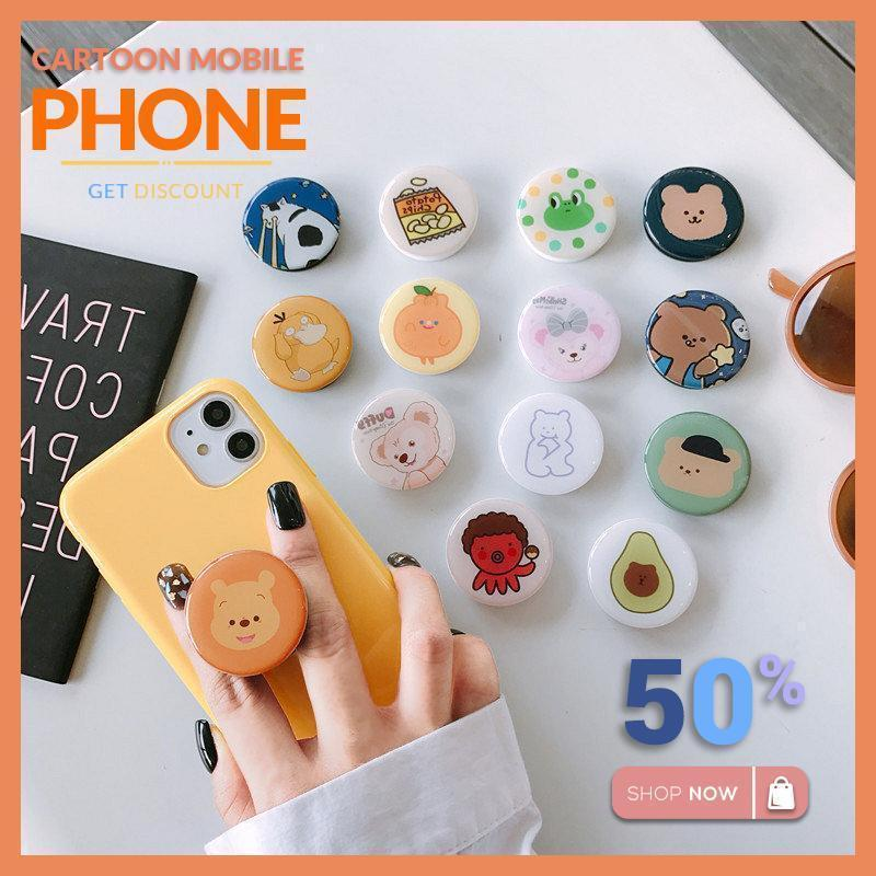 Cartoon Mobile Phone Stand(2PCS)