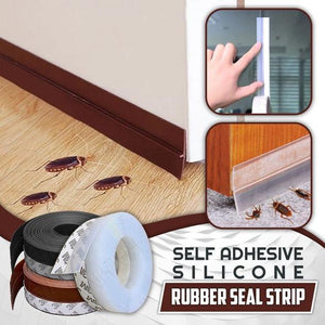 Windbreak on the door. Weather Stripping Door Seal Strip(Limited Time Promotion-50% OFF!!)