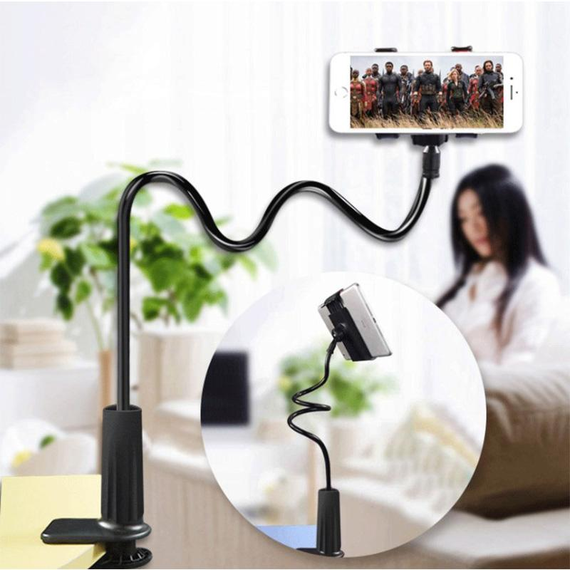 Gooseneck Bed Phone Holder