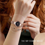 Starry Sky Watch Perfect Gift Idea