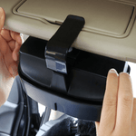Car Sun Visor Clip Glasses Holder