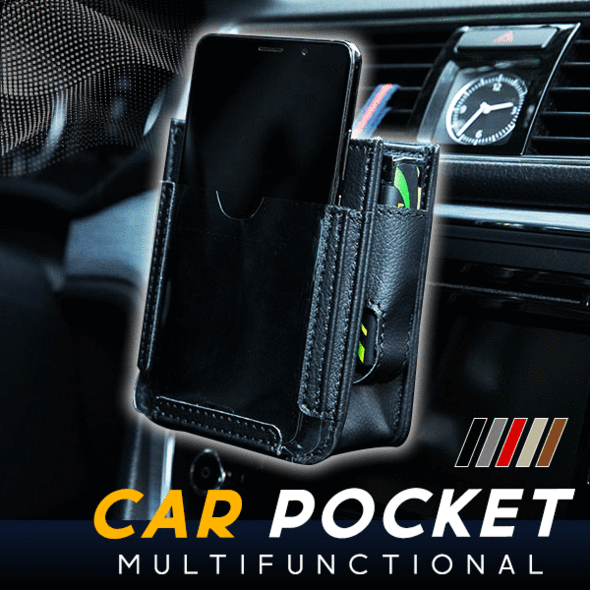 Multifunctional Car Pocket