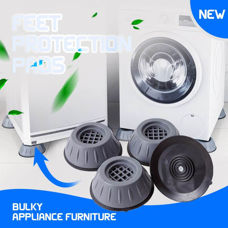 Bulky Appliance Furniture Feet Protection Pads