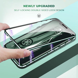New Upgrades Double-Sided Buckle iPhone Case