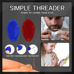 Simple threader 【3 pcs】(Applicable sewing machine)