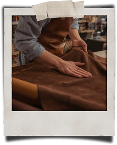 How Different Qualities of Leather are Made