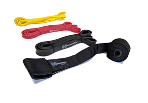 Long Rubber Resistance Bands, Pull Up Assistance Bands, Workout Bands