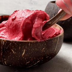 Avocado Berry Nice Cream