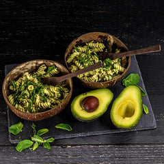 The Best Avocado Pasta Coconut Bowl Recipe