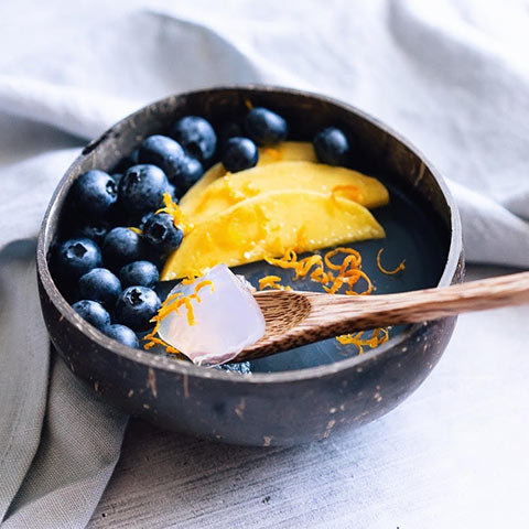 Blueberries are the King of Antioxidants