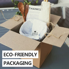 Coconut Bowls Eco-Friendly Packaging