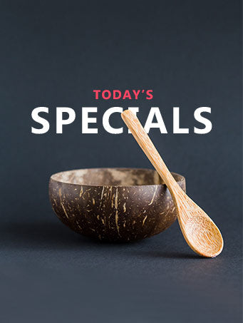Today's Coconut Bowl Specials