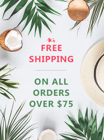 Free Shipping on Coconut Bowls