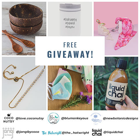 Coconut Bowl Giveaway