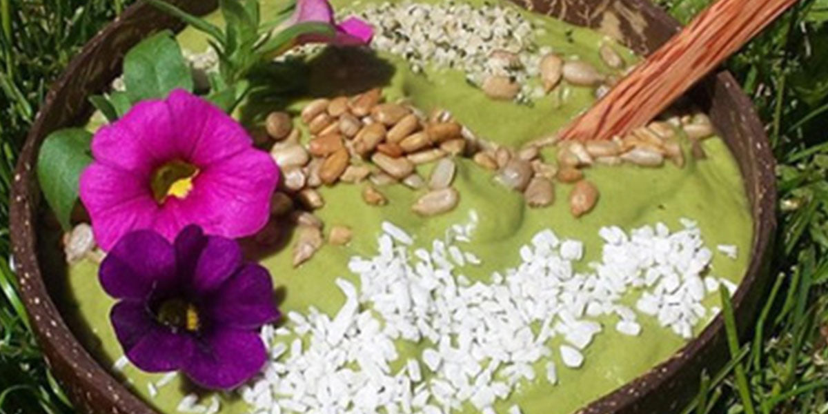 Green Goodness Smoothie Bowl
