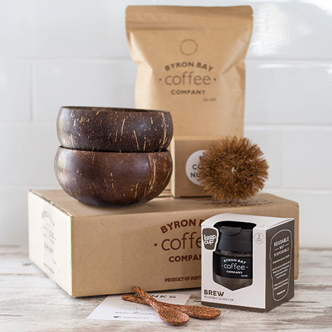 Byron Bay Coffee Company and Coconutsy Giveaway