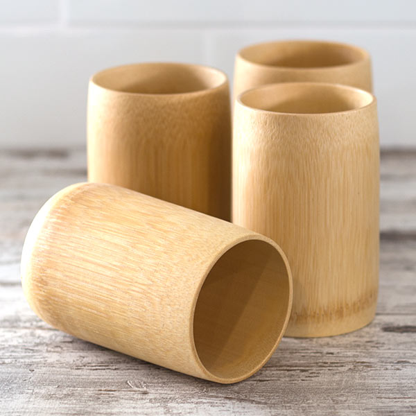 Wholesale Bamboo Cups