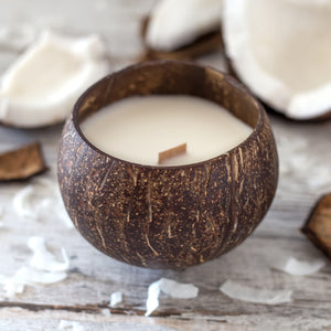 Toasted Coconut Coconut Soy Candle