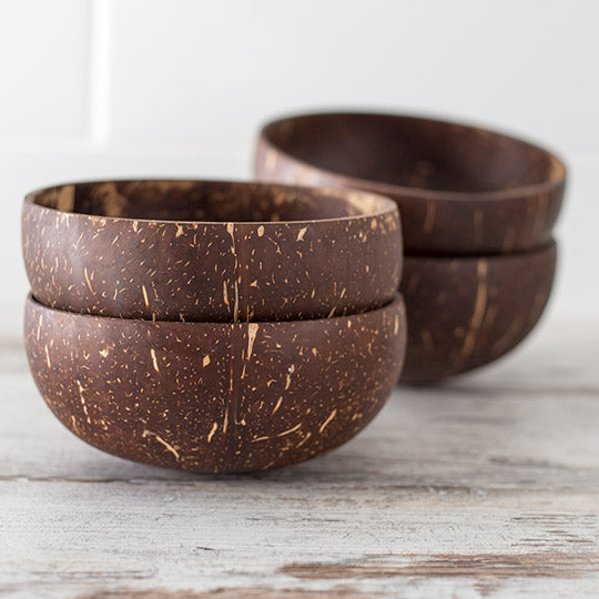 Coconut Bowls for the Family
