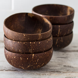 Coconut Bowls Perfect for a family gathering