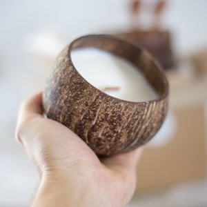 Eco Friendly Candles as a gift