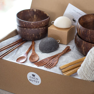 Start you sustainable journey with coconut bowls