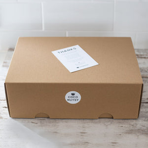 Coconut Bowls Sustainable Kit Gift Box
