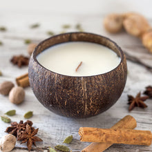 Load image into Gallery viewer, Vanilla Chai Coconut Soy Candle