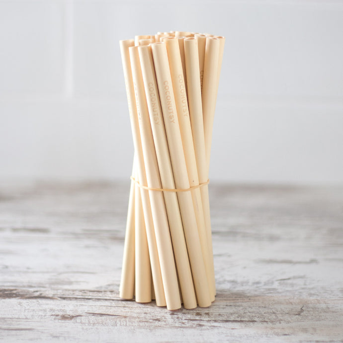 Wholesale Bamboo Straws