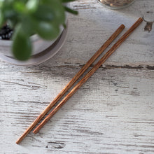 Load image into Gallery viewer, Eco friendly wood chopsticks