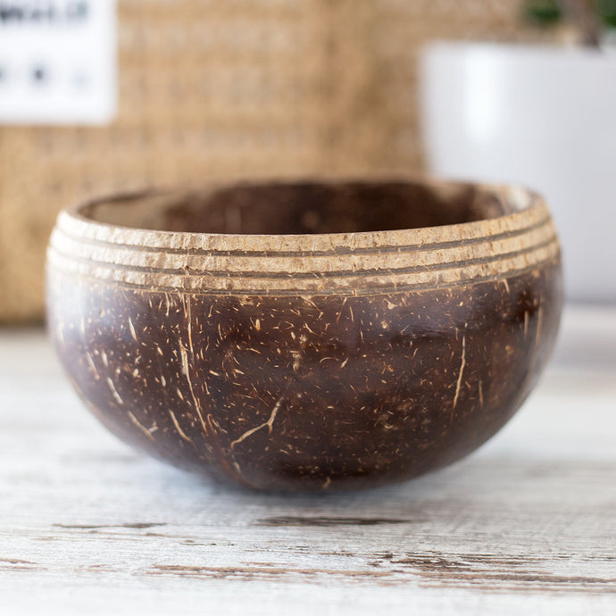 Boho Inspired Coconut Bowl