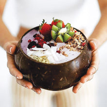 Load image into Gallery viewer, Jumbo Coconut Bowl Smoothie