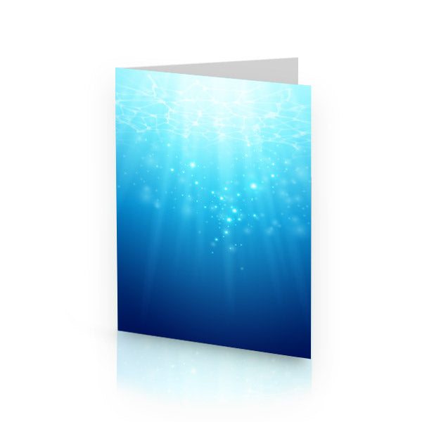 4 The Ocean Message Gift Card