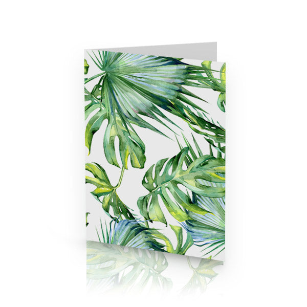 The Tropics Coconutsy Message Card