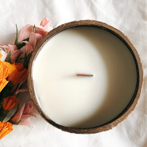 Vanilla Coconut Candle