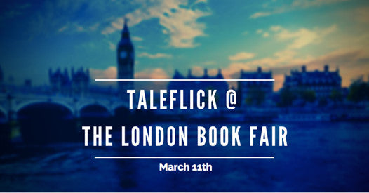 Meet us at the London Book Fair