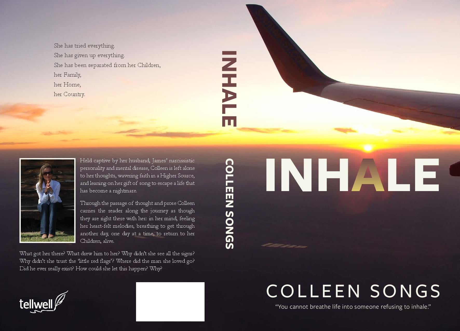 TaleFlick Marketplace   INHALE by Colleen Songs (Colleen Kelba)