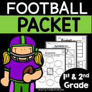 Football Worksheets
