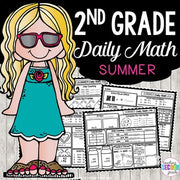 Summer Math Packet